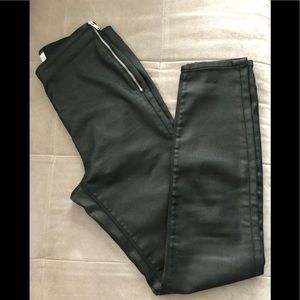 Zara denim leggings